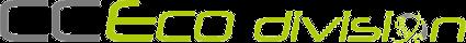 Logo CCE Eco Rigenerati solo scritta